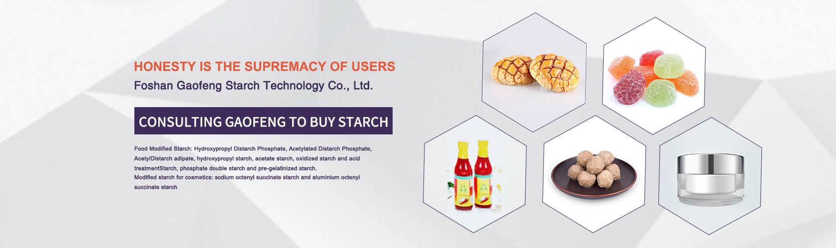 Foshan Gaofeng Starch Technology Co Ltd